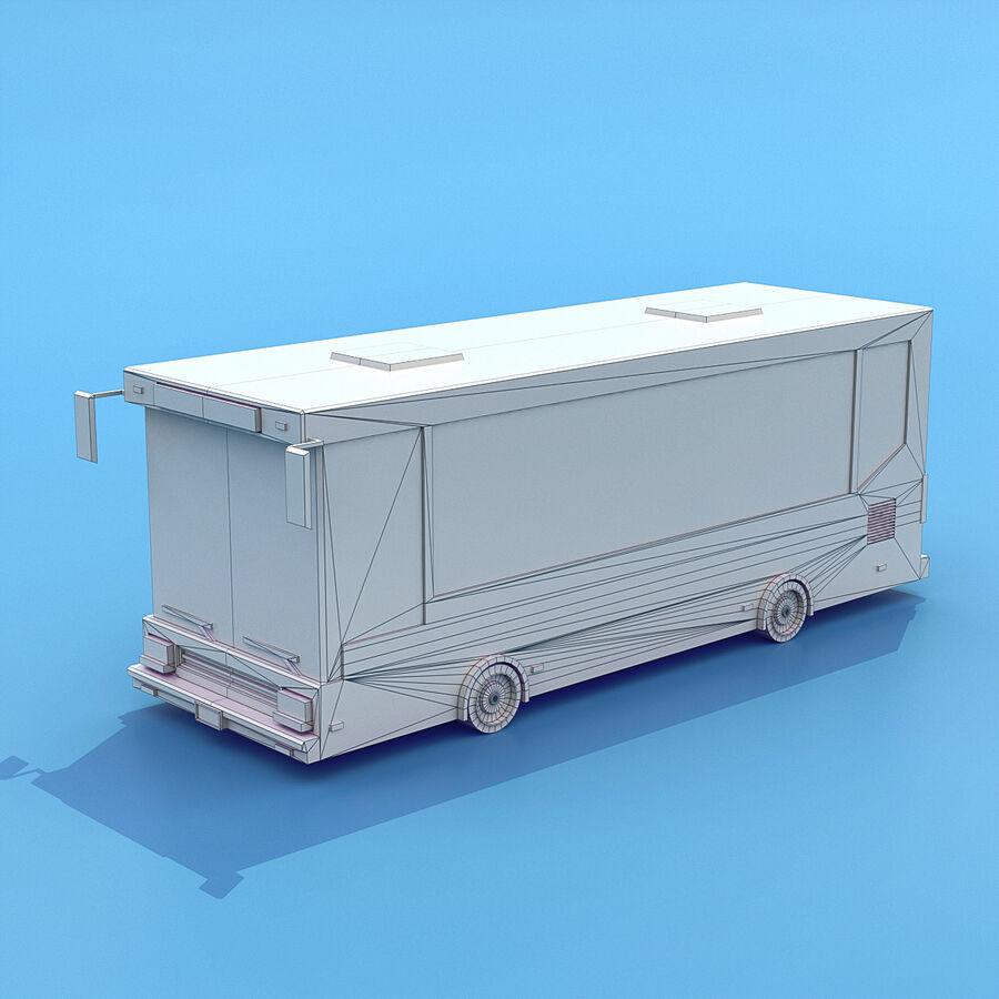 Mega Pack collezione di veicoli royalty-free 3d model - Preview no. 67