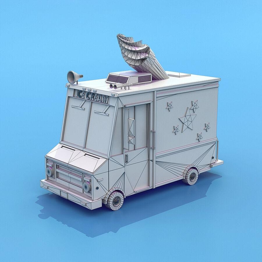 Mega Pack collezione di veicoli royalty-free 3d model - Preview no. 19
