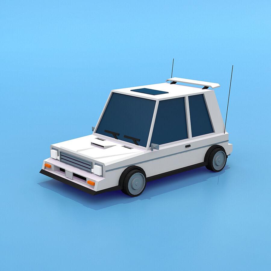 Mega Pack collezione di veicoli royalty-free 3d model - Preview no. 5