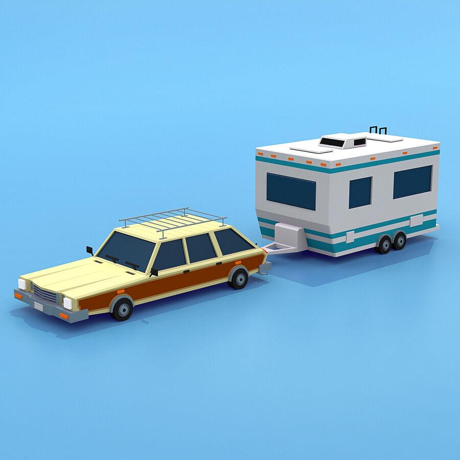 Mega Pack collezione di veicoli royalty-free 3d model - Preview no. 26