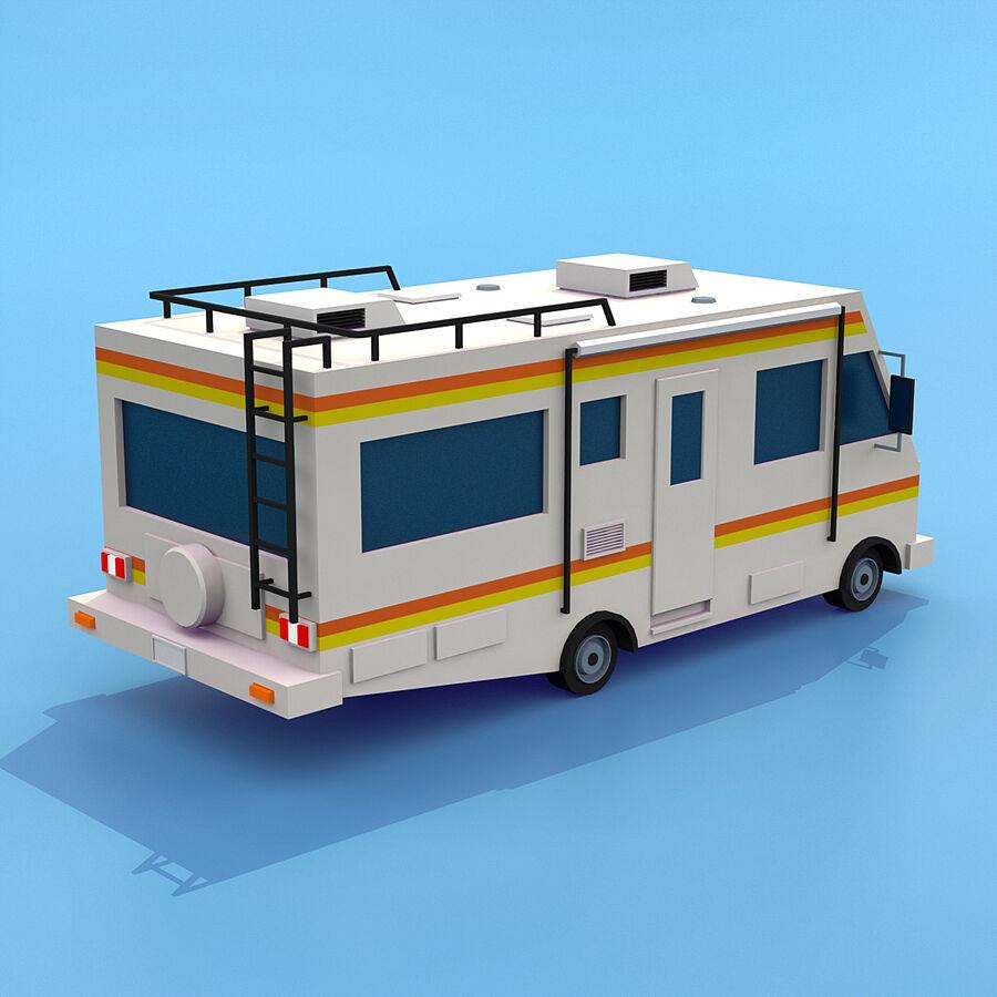 Mega Pack collezione di veicoli royalty-free 3d model - Preview no. 48