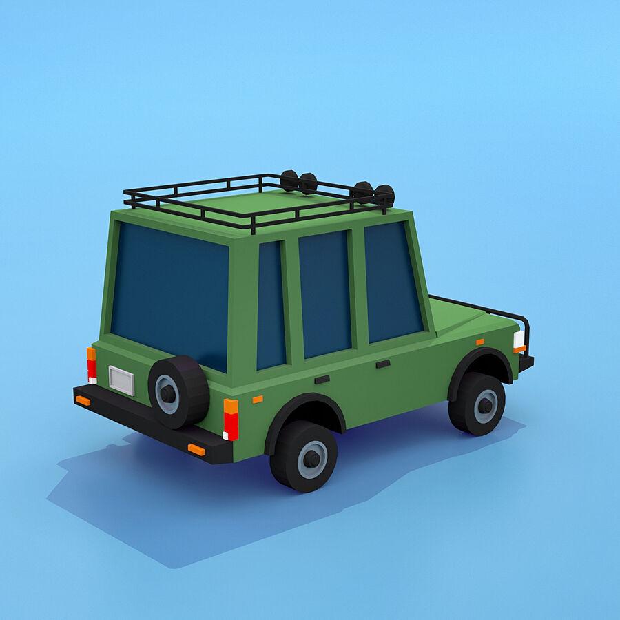 Mega Pack collezione di veicoli royalty-free 3d model - Preview no. 63