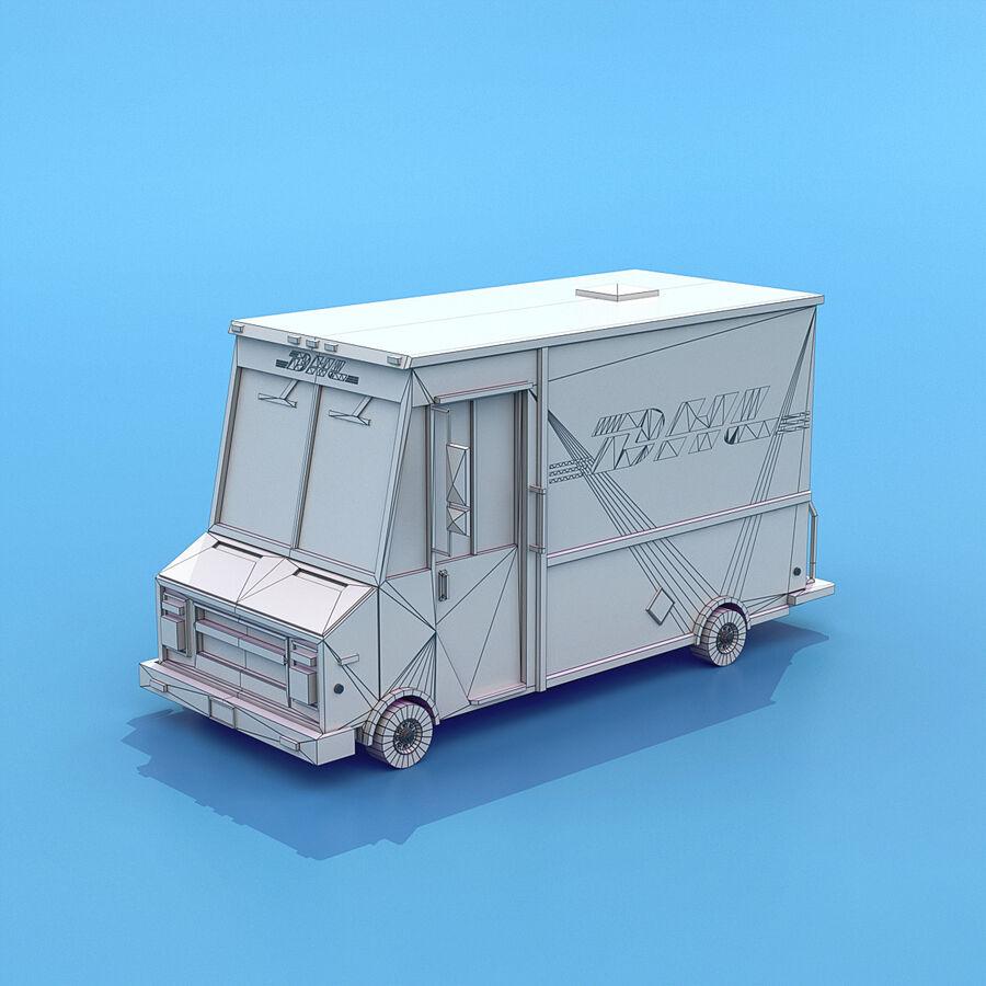 Mega Pack collezione di veicoli royalty-free 3d model - Preview no. 37