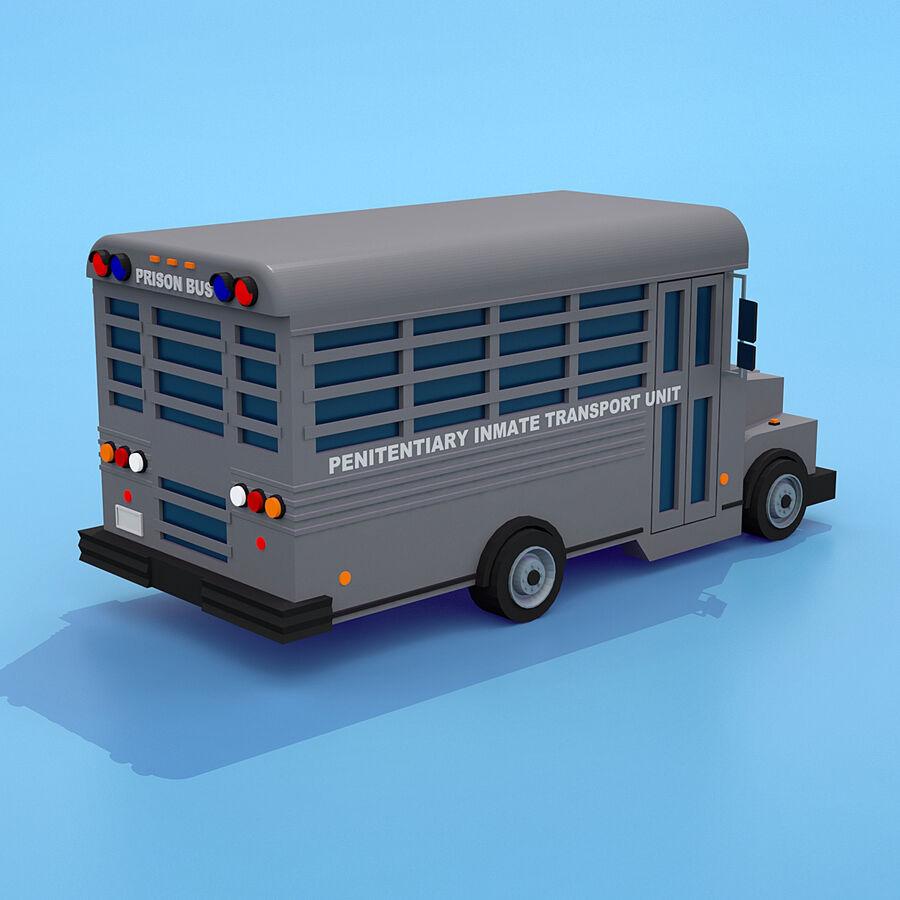 Mega Pack collezione di veicoli royalty-free 3d model - Preview no. 51