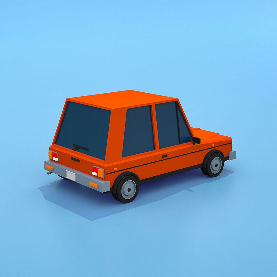 Mega Pack collezione di veicoli royalty-free 3d model - Preview no. 45