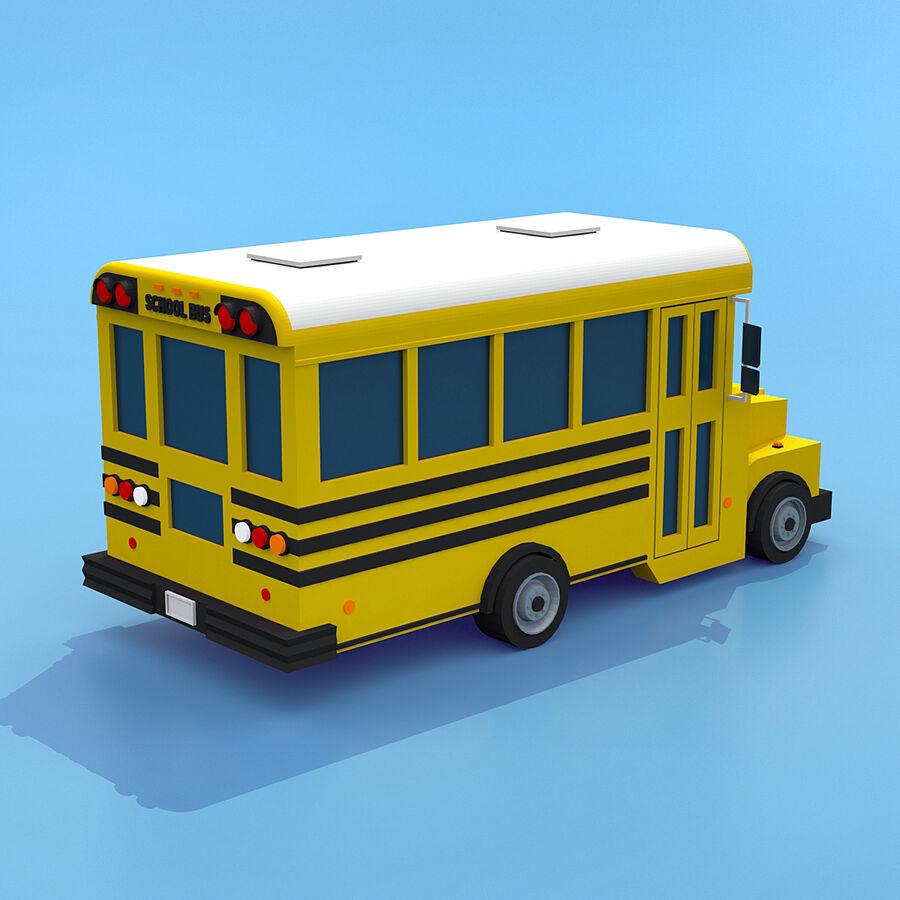 Mega Pack collezione di veicoli royalty-free 3d model - Preview no. 39