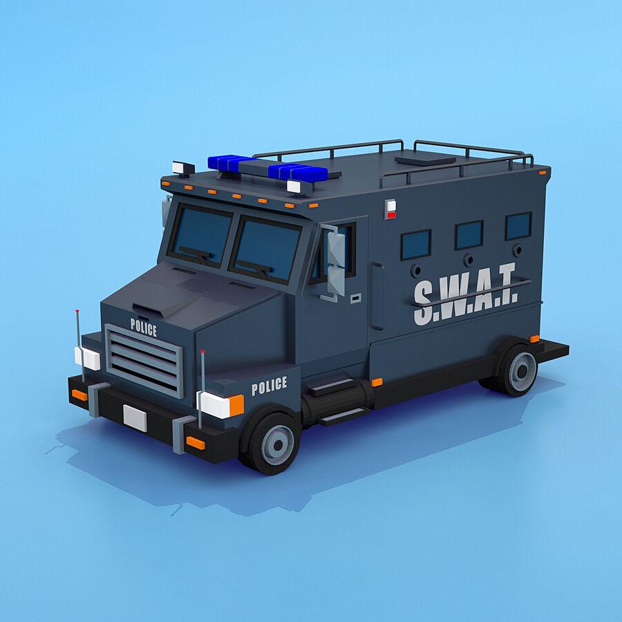 Mega Pack collezione di veicoli royalty-free 3d model - Preview no. 32