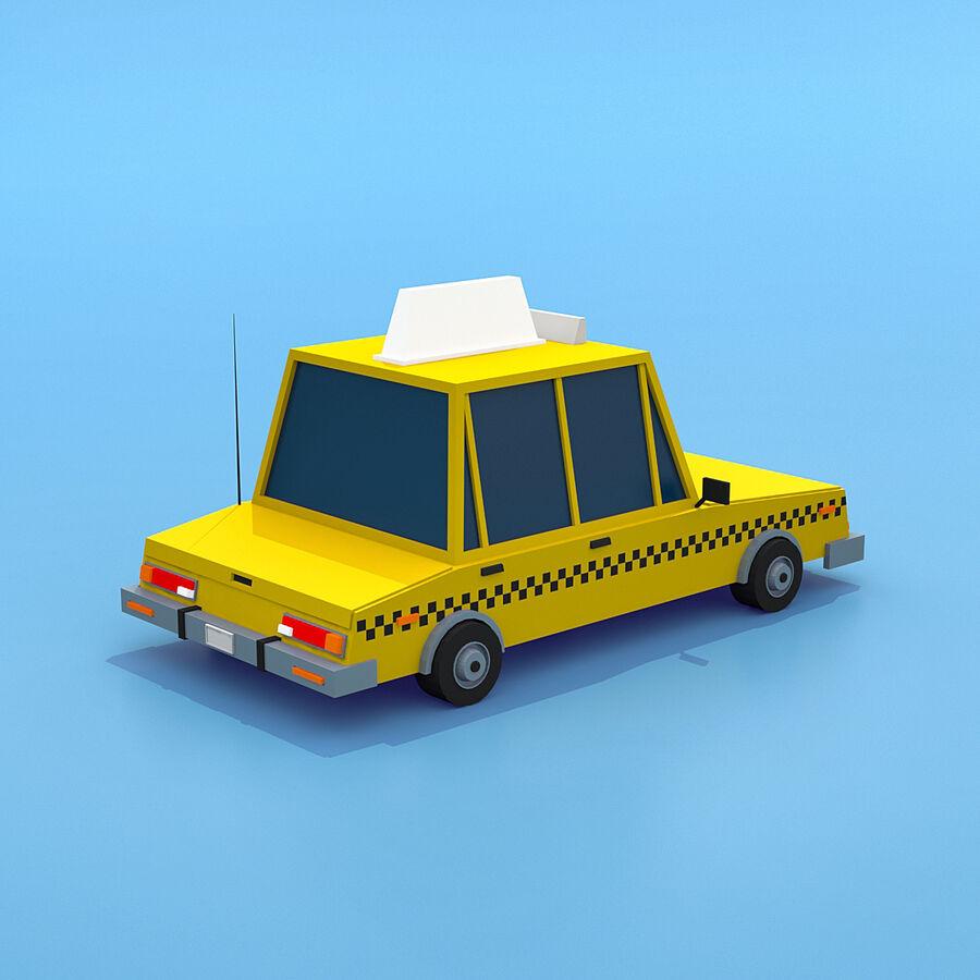 Mega Pack collezione di veicoli royalty-free 3d model - Preview no. 84
