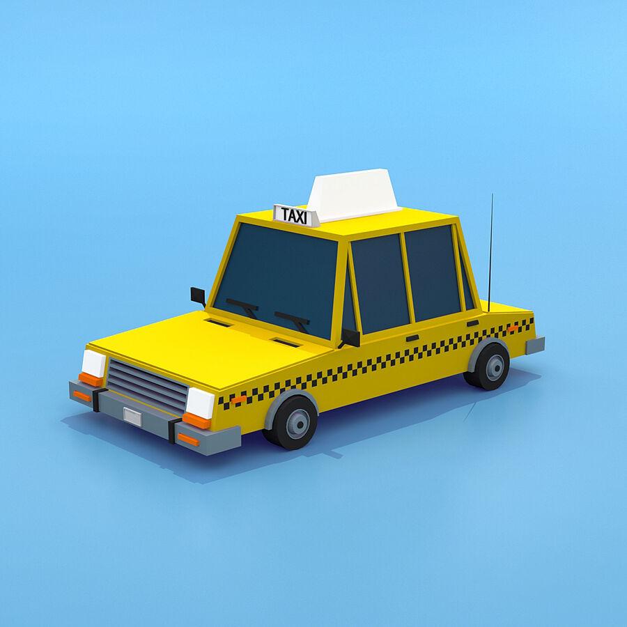 Mega Pack collezione di veicoli royalty-free 3d model - Preview no. 83