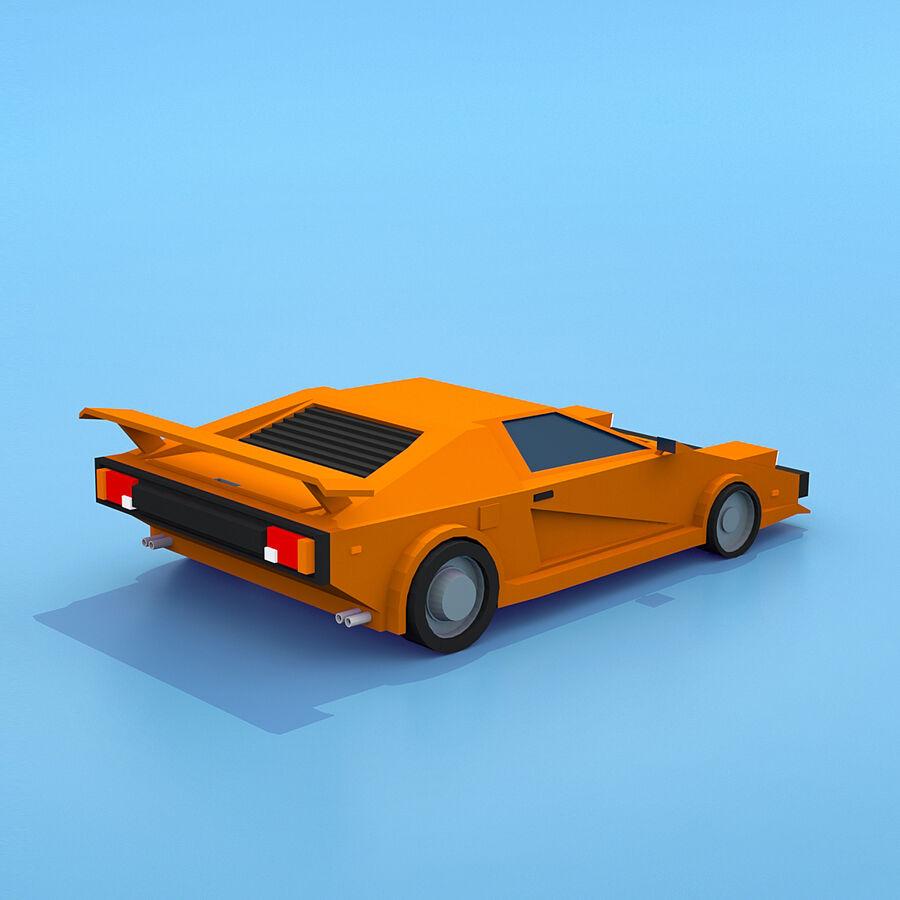 Mega Pack collezione di veicoli royalty-free 3d model - Preview no. 75