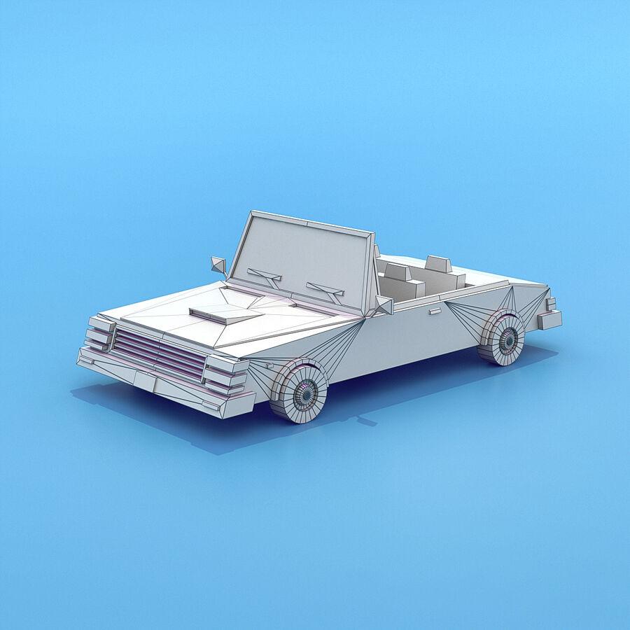 Mega Pack collezione di veicoli royalty-free 3d model - Preview no. 97