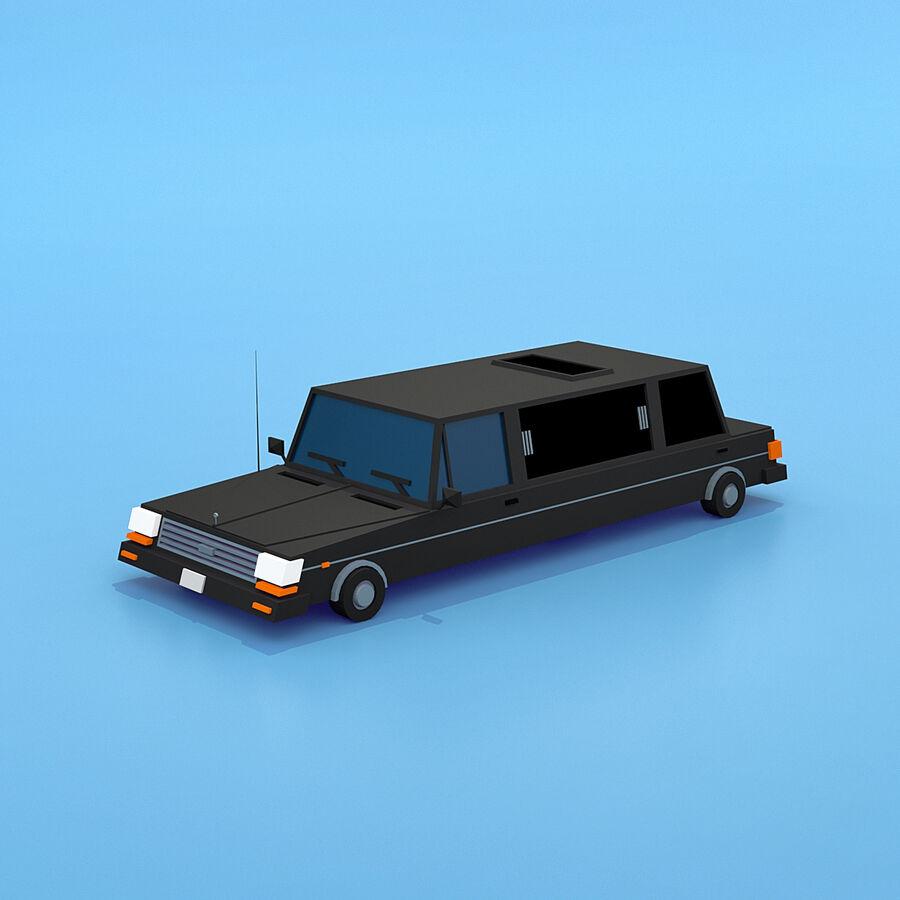 Mega Pack collezione di veicoli royalty-free 3d model - Preview no. 80