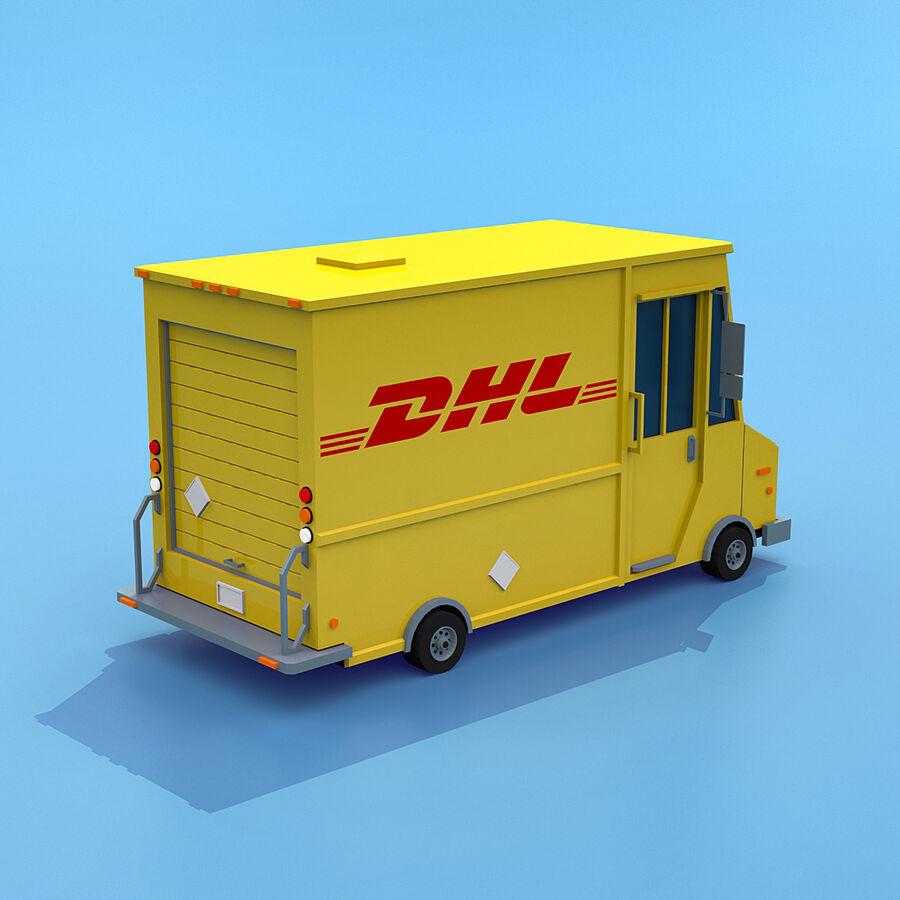 Mega Pack collezione di veicoli royalty-free 3d model - Preview no. 36