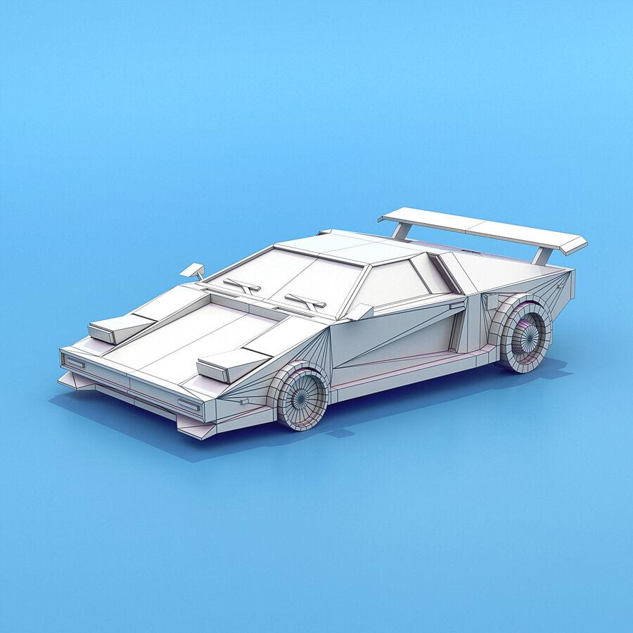 Mega Pack collezione di veicoli royalty-free 3d model - Preview no. 76