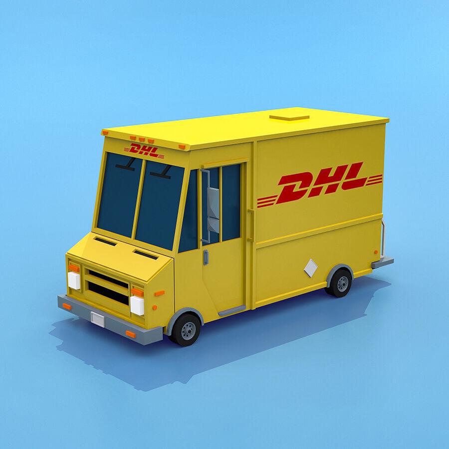 Mega Pack collezione di veicoli royalty-free 3d model - Preview no. 35