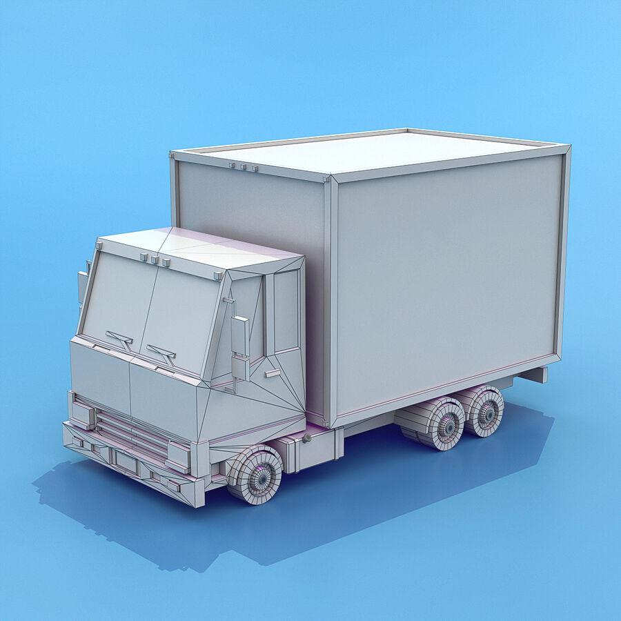 Mega Pack collezione di veicoli royalty-free 3d model - Preview no. 70