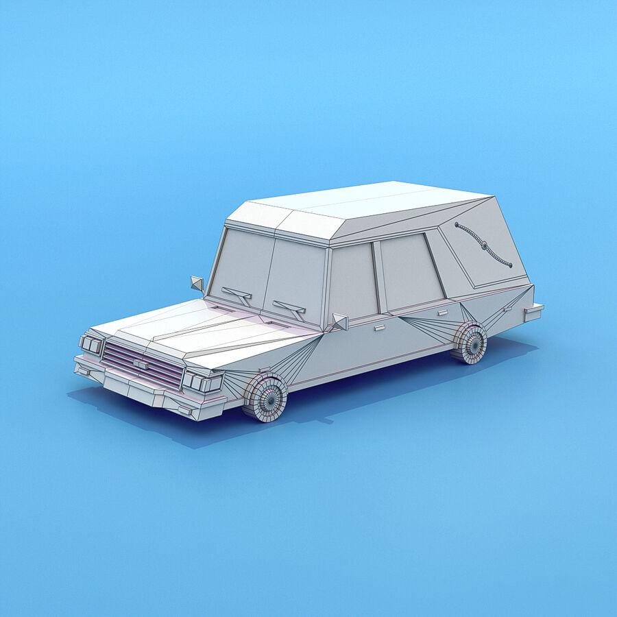 Mega Pack collezione di veicoli royalty-free 3d model - Preview no. 25