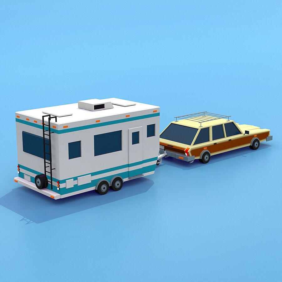 Mega Pack collezione di veicoli royalty-free 3d model - Preview no. 27