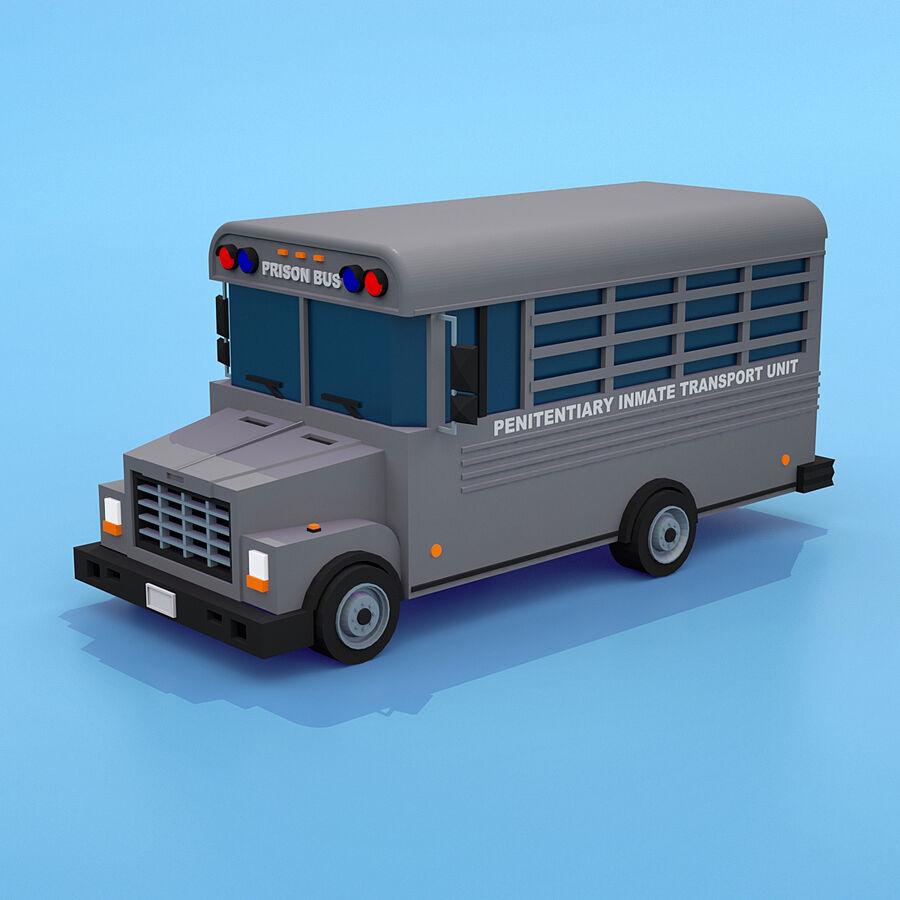 Mega Pack collezione di veicoli royalty-free 3d model - Preview no. 50