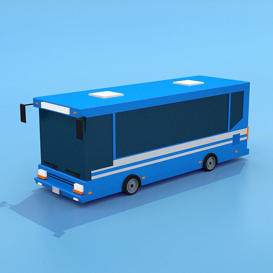 Mega Pack collezione di veicoli royalty-free 3d model - Preview no. 65