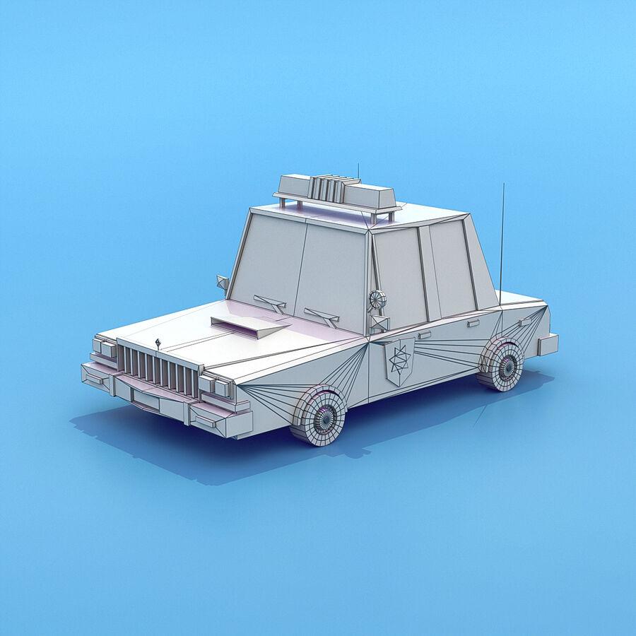 Mega Pack collezione di veicoli royalty-free 3d model - Preview no. 16