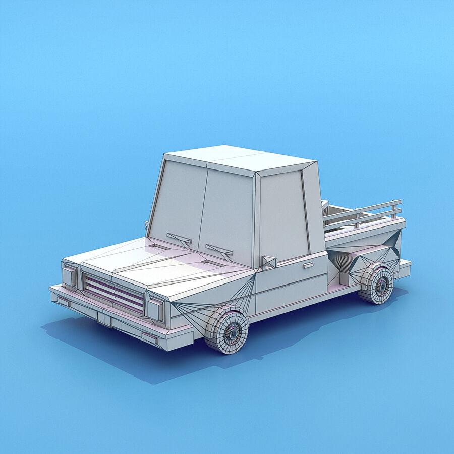 Mega Pack collezione di veicoli royalty-free 3d model - Preview no. 10