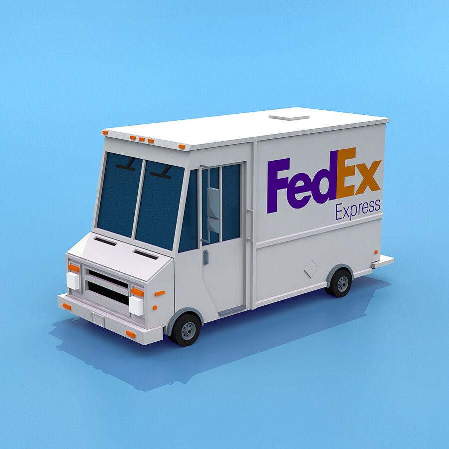 Mega Pack collezione di veicoli royalty-free 3d model - Preview no. 56