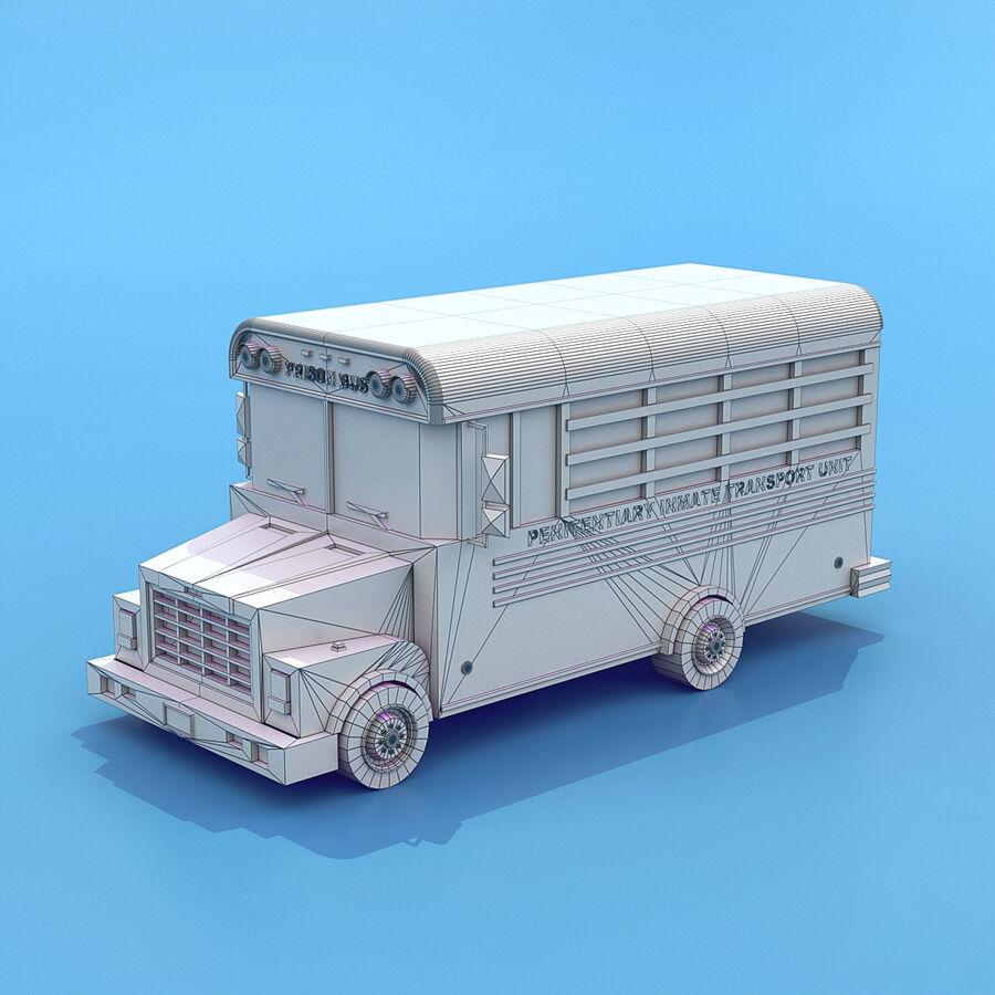 Mega Pack collezione di veicoli royalty-free 3d model - Preview no. 52