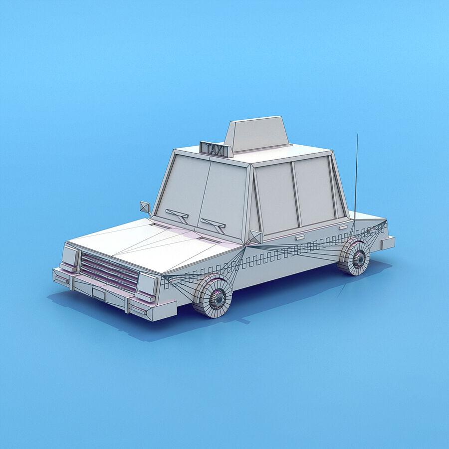 Mega Pack collezione di veicoli royalty-free 3d model - Preview no. 85