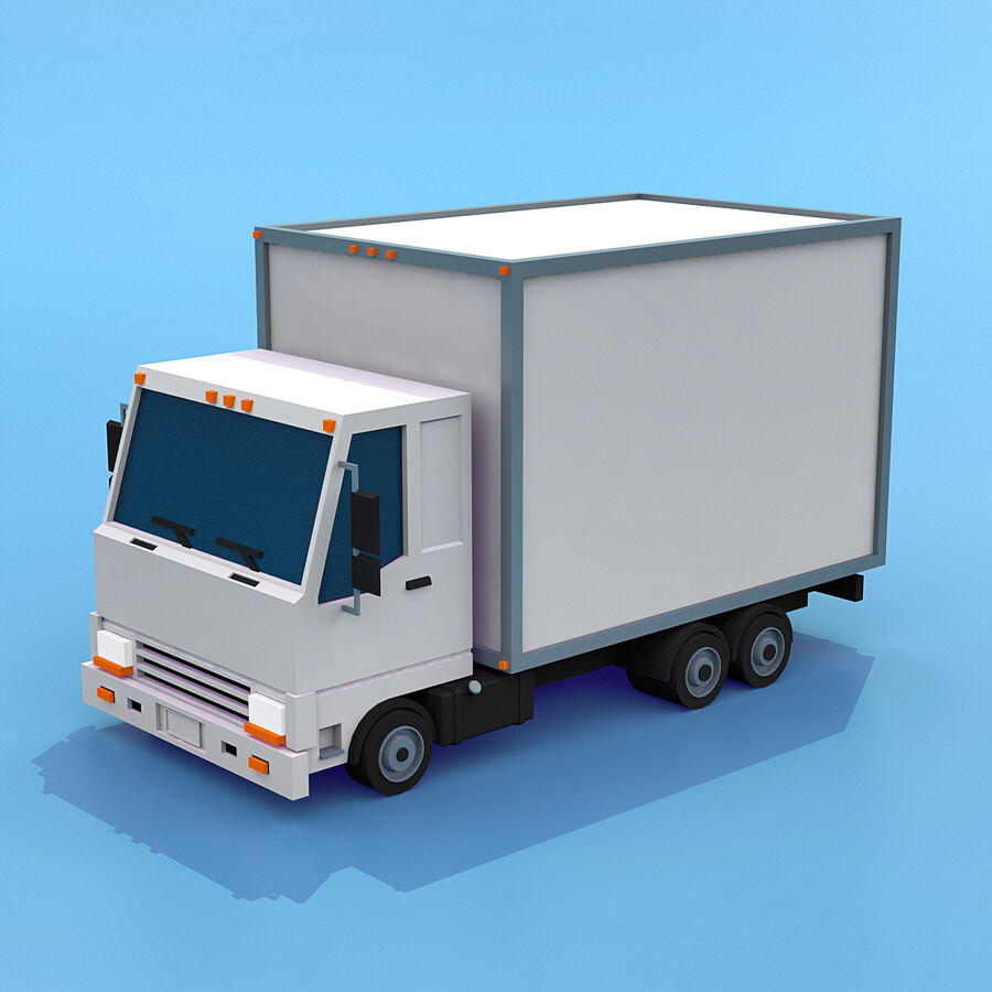 Mega Pack collezione di veicoli royalty-free 3d model - Preview no. 68
