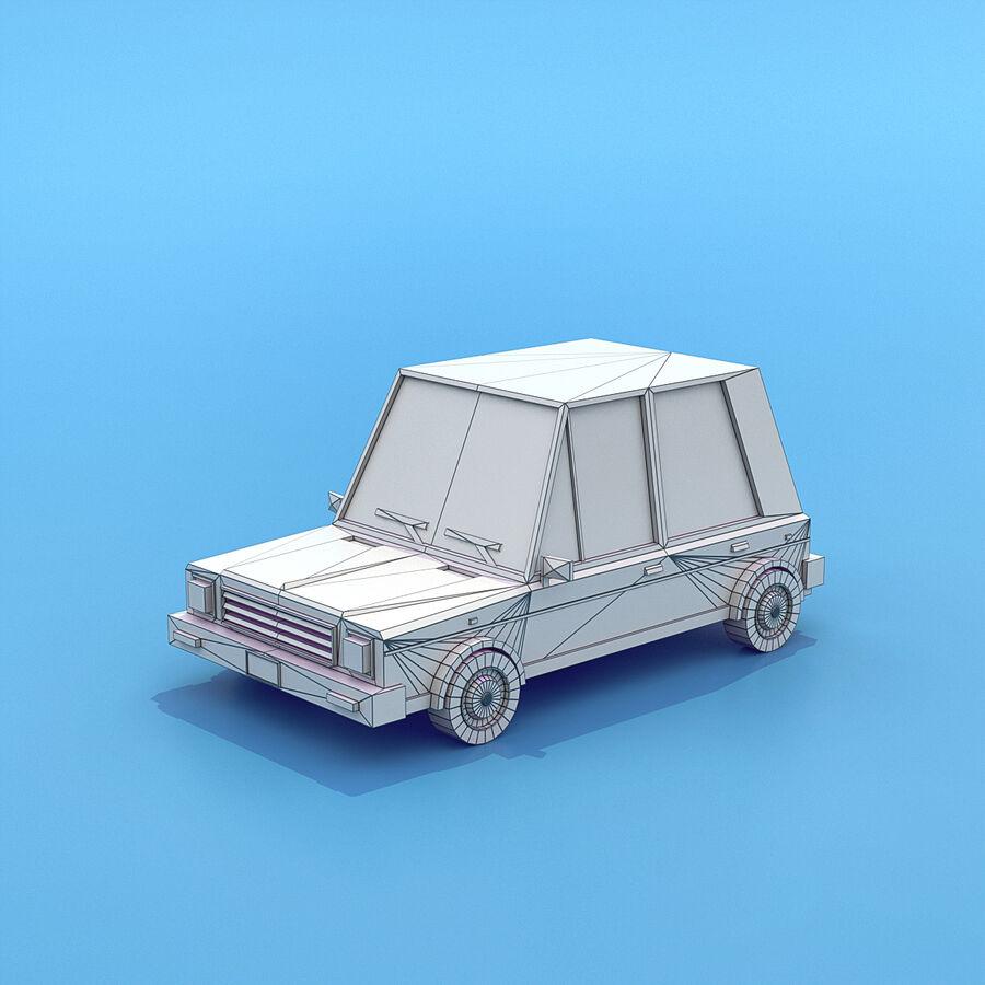 Mega Pack collezione di veicoli royalty-free 3d model - Preview no. 46