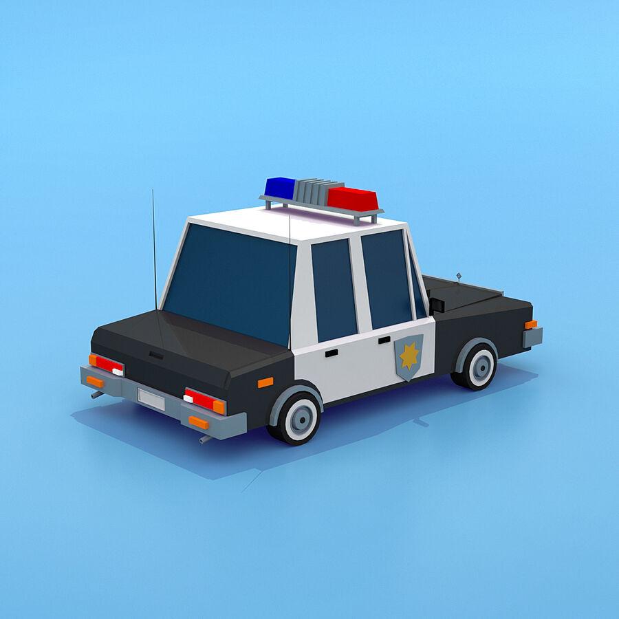 Mega Pack collezione di veicoli royalty-free 3d model - Preview no. 15