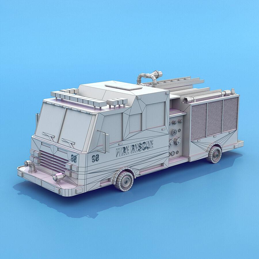 Mega Pack collezione di veicoli royalty-free 3d model - Preview no. 91