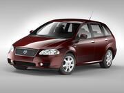 Fiat Croma (2005-2007) modelo 3d
