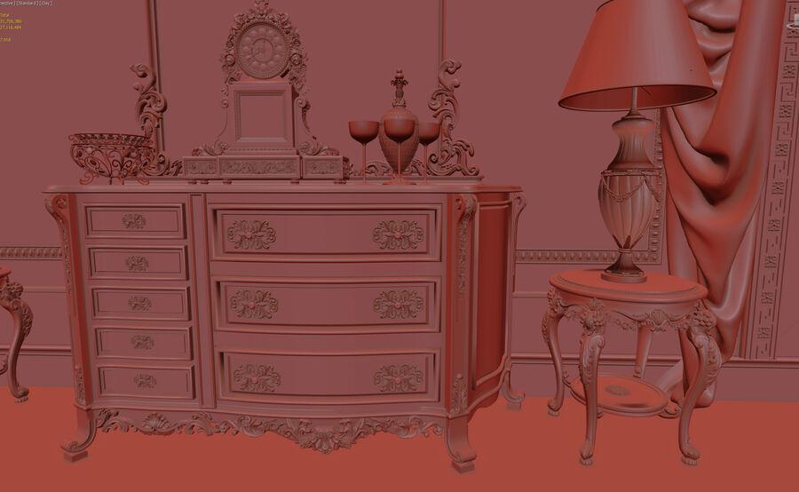 Luxury Master Bedroom 3d Model 199 Max Free3d