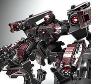 ロボット設計mk--003 3d model