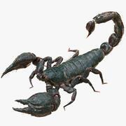 Skorpion (uzbrojony) 3d model