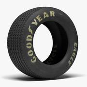 Goodyear Billboard Tire 3d model