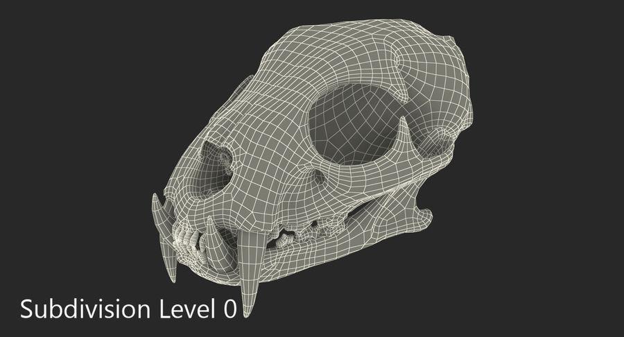 Tiger Skull 3D Model $49 -  c4d  max  obj  ma  fbx  3ds - Free3D