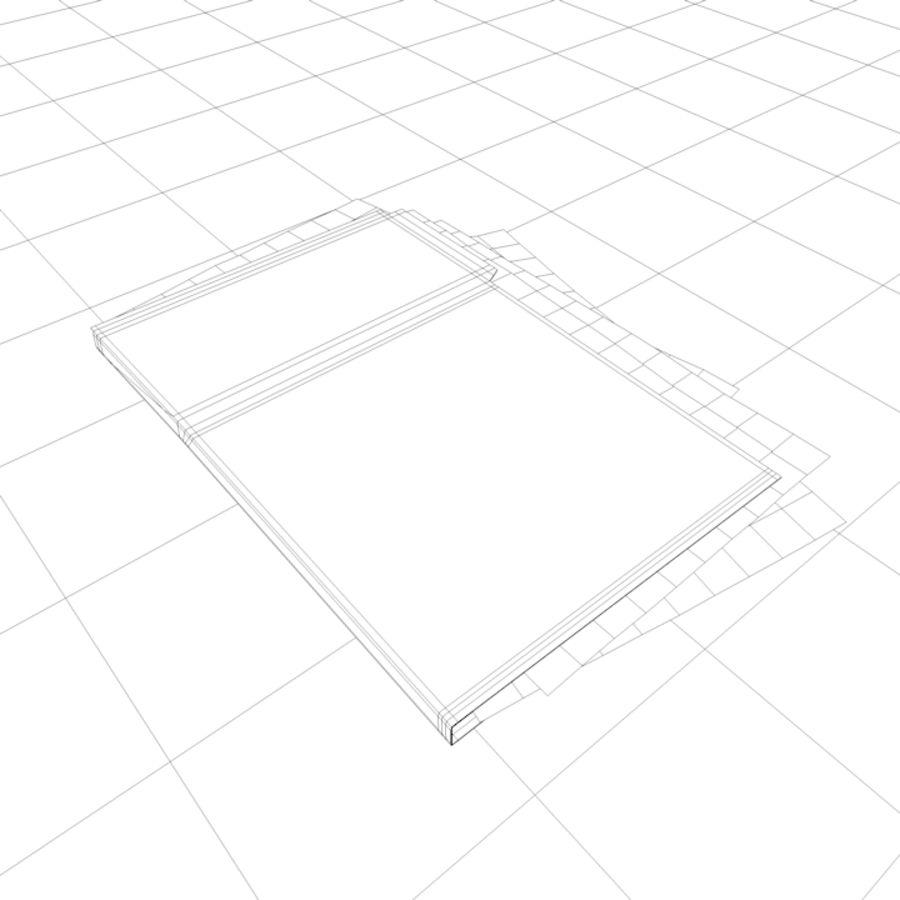 File Folder royalty-free 3d model - Preview no. 11