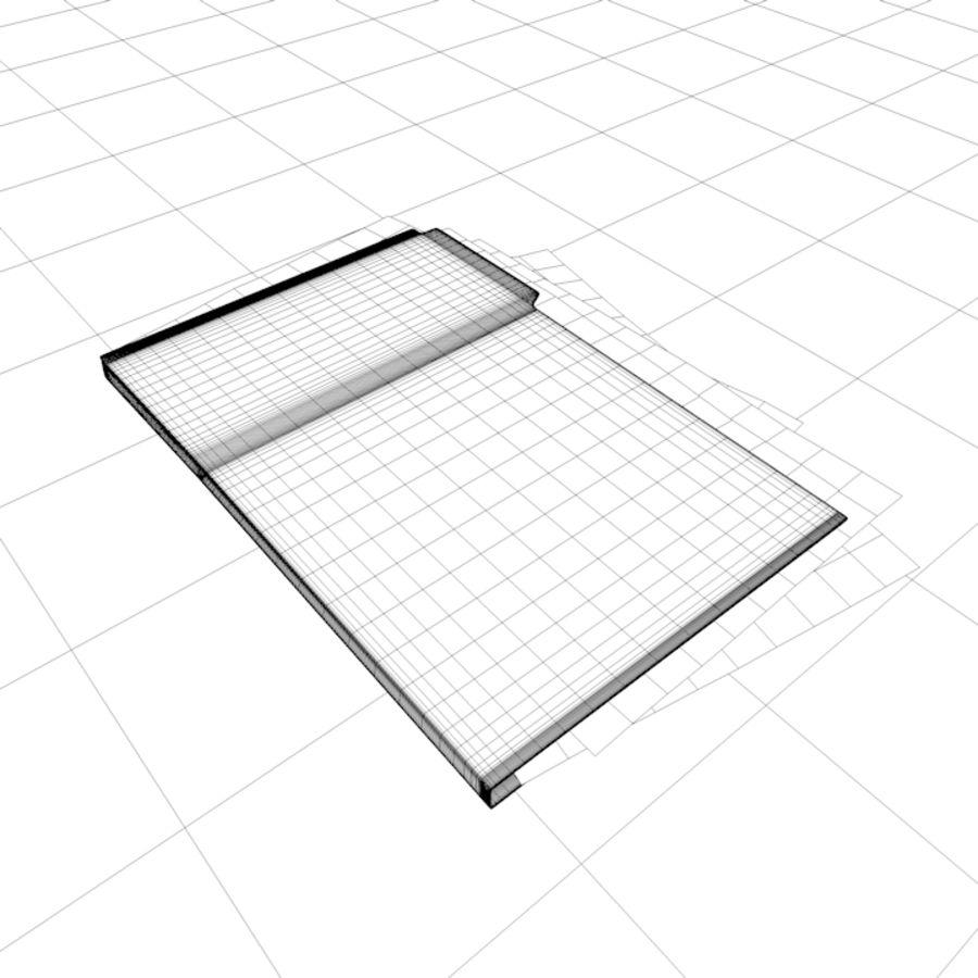 File Folder royalty-free 3d model - Preview no. 12