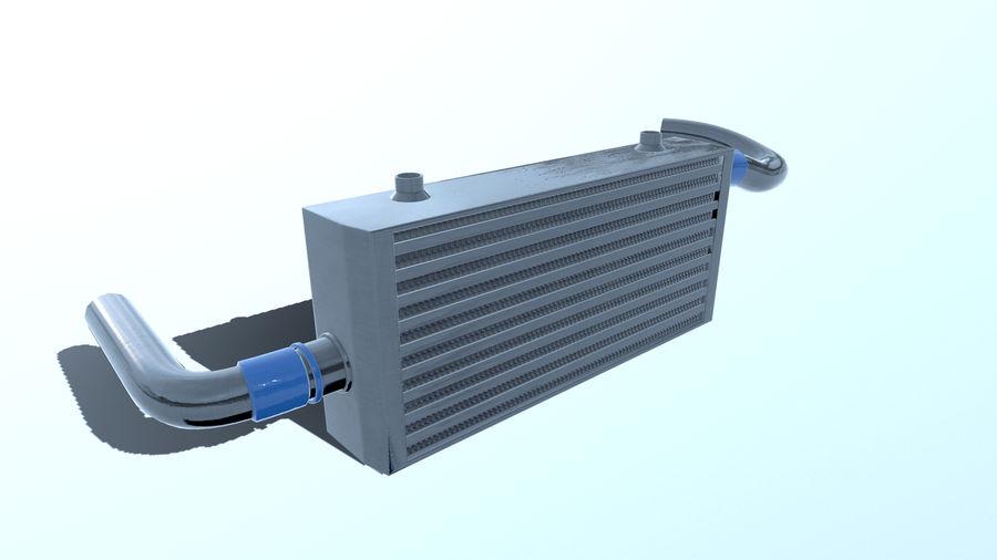 中冷器 royalty-free 3d model - Preview no. 9