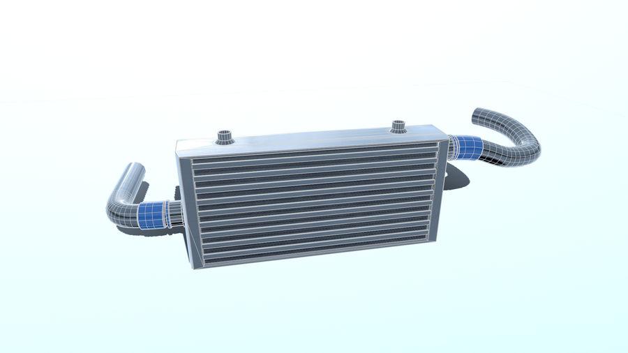 中冷器 royalty-free 3d model - Preview no. 4