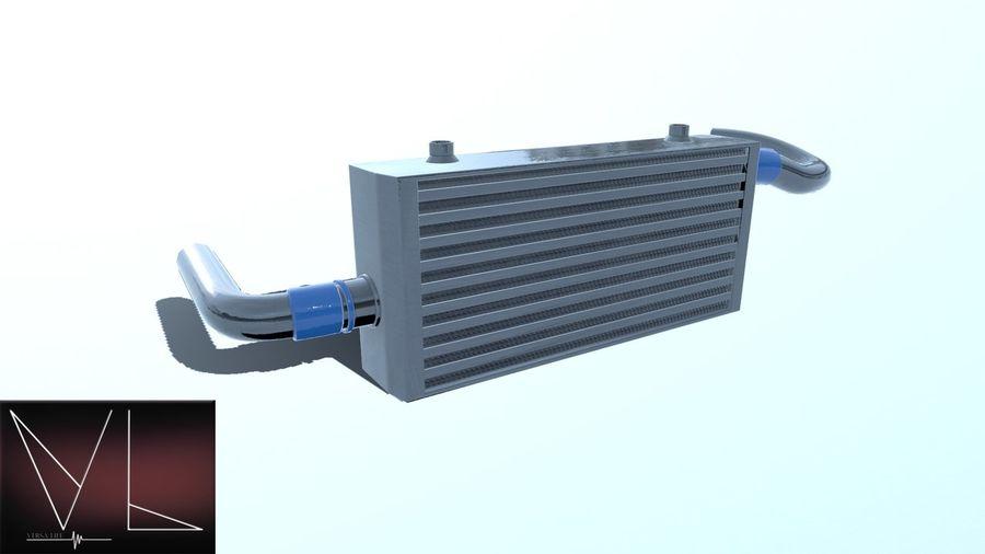 中冷器 royalty-free 3d model - Preview no. 1