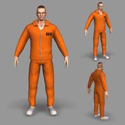 Prigioniero 3d model