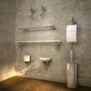 浴室付属品 3d model