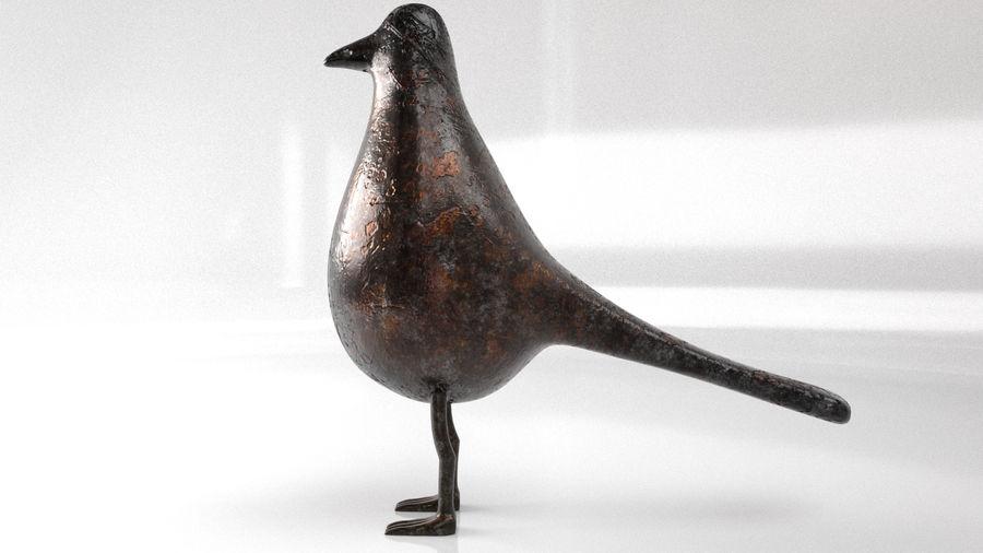 Bird Trinket Set royalty-free 3d model - Preview no. 26