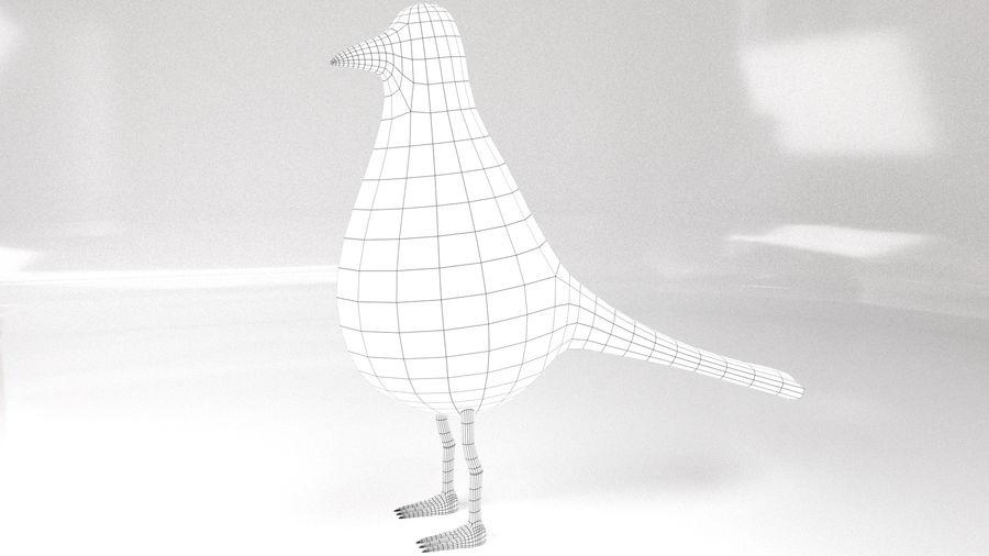 Bird Trinket Set royalty-free 3d model - Preview no. 12
