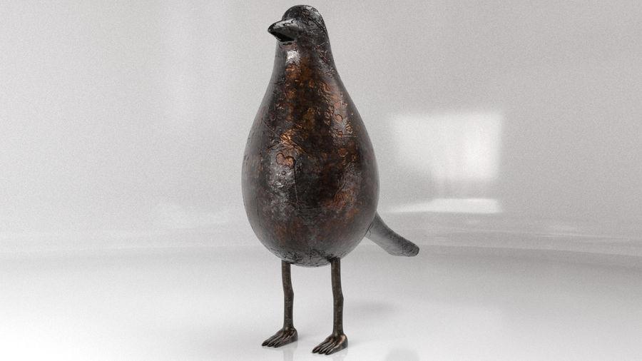 Bird Trinket Set royalty-free 3d model - Preview no. 28