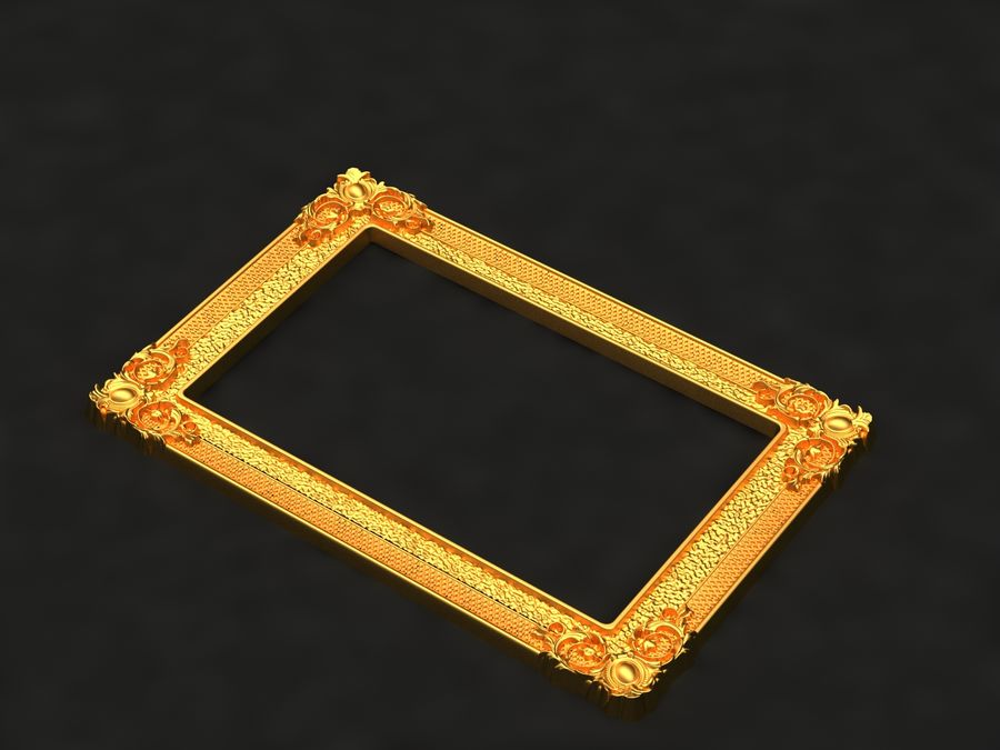 Decoration royalty-free 3d model - Preview no. 2
